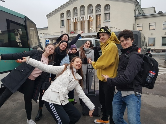 Франкфуртский «ИСТОК» на XI Международном фестивале «Вильнюсская рампа. Дети»