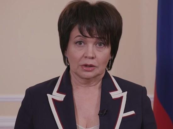Любовь Совершаева рассказала, чем будет заниматься в полпредстве СЗФО