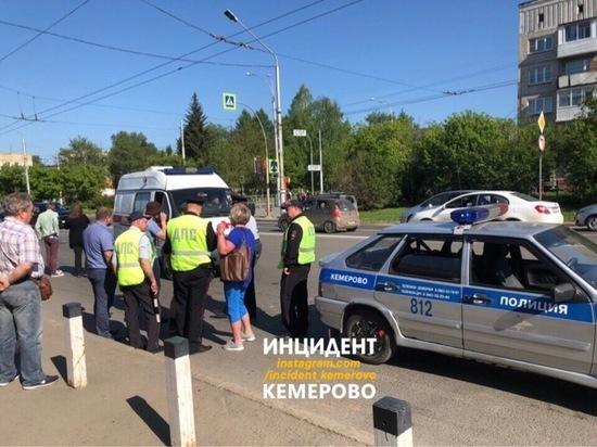 В Кемерове водителю грозят 2 года тюрьмы за ДТП с ребенком на пешеходном переходе