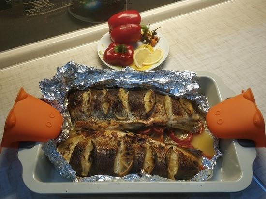 Щекур и брускетта: ямальцы приготовили здоровые блюда для конкурса. Фото
