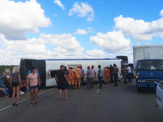 Подробности страшного ДТП в Доминикане: российские туристы в критическом состоянии