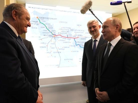 Выяснились плюсы и минусы скоростной трассы М-11 Москва-Петербург