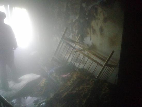 Тульский СУСК возбудил уголовное дело по факту смерти мальчика на пожаре