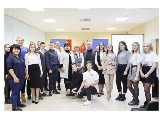 Пресс-конференция делегатов XIX съезда партии «Единая Россия» прошла в Серпухове