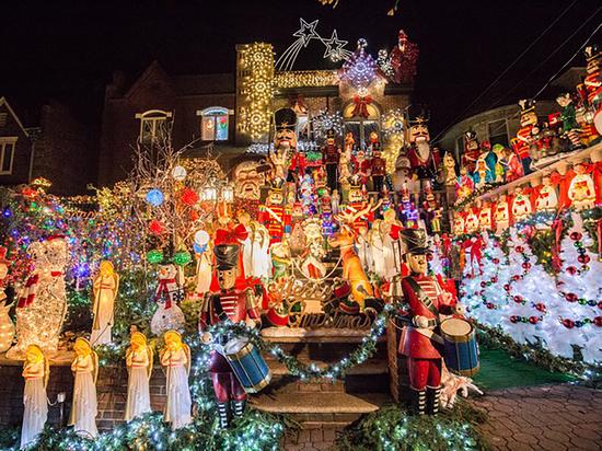 Рождество, Ханука, каникулы: календарь событий