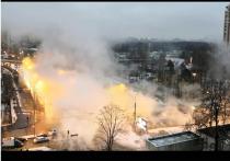 Из-за ремонта трубы на Тореза остынут батареи в 29 домах