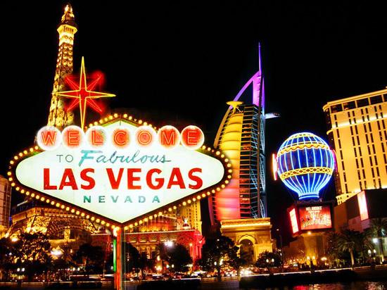 Лас-Вегас - рулетка и политика