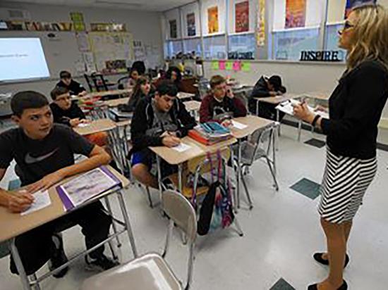 Уволить! Учительница из Техаса сказала ученику: «Говори по-английски. Мы в Америке»