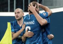 27 ноября в Санкт-Петербурге в 20:55 на стадионе «Газпром-Арена» состоялся матч пятого тура футбольной Лиги чемпионов «Зенит» (Санкт-Петербург, Россия) – «Олимпик» (Лион, Франция)