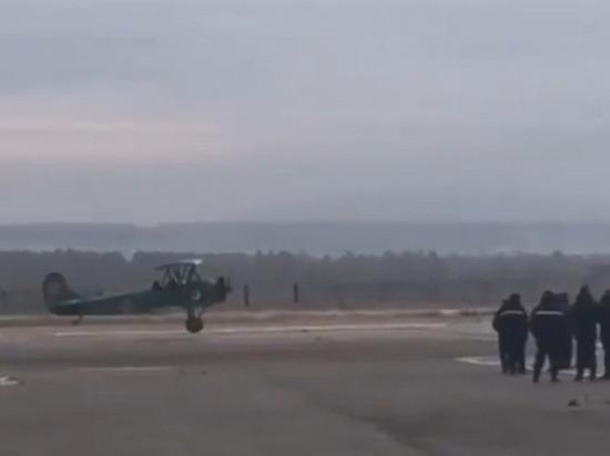 Сотрудники авиазавода в Улан-Удэ сделали свою реплику «кукурузника»