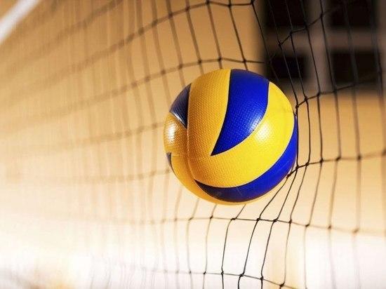 В Иванове проходит Первенство России по волейболу