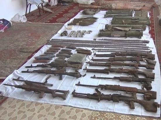 Члены ОПГ «Шараповские» задержаны в Дагестане