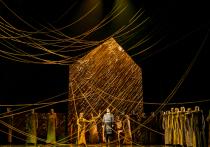 В Михайловском театре впервые поставили «Аиду»