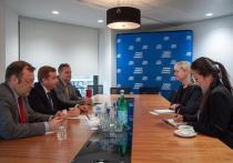 В Лондоне обсудили ход подготовки 25-го Мирового энергетического конгресса
