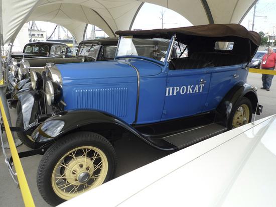 Росстандарт утвердил ГОСТ для классических автомобилей