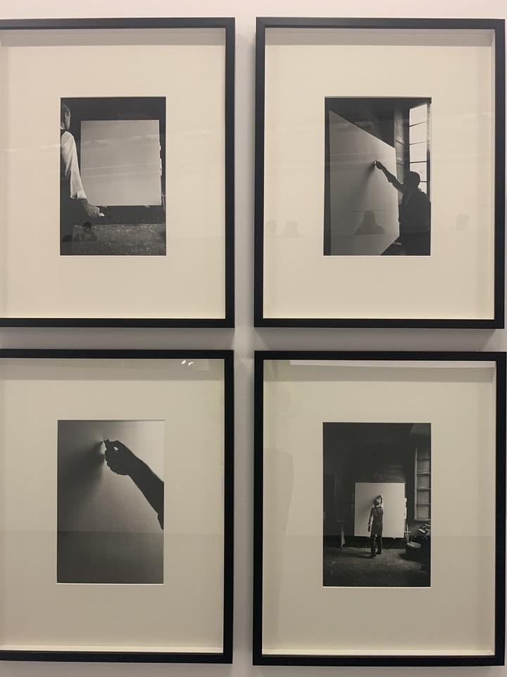 В Мультимедиа Арт Музее открылась выставка знаменитого художника Фонтаны