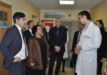 Делегация из Кубы посетила больницы Рязани
