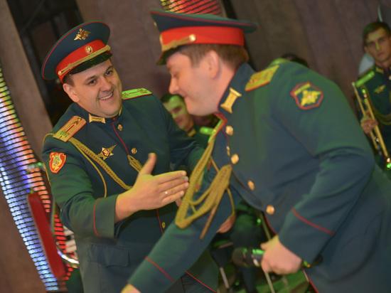 Взвод универсальных офицеров Минобороны РФ выдержал все испытания