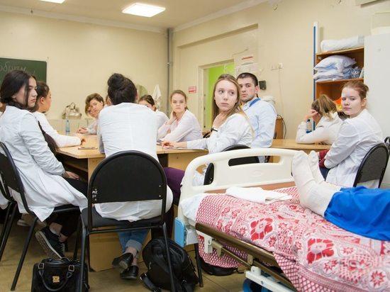 Как в Карелии обучают волонтеров для помощи неизлечимым больным