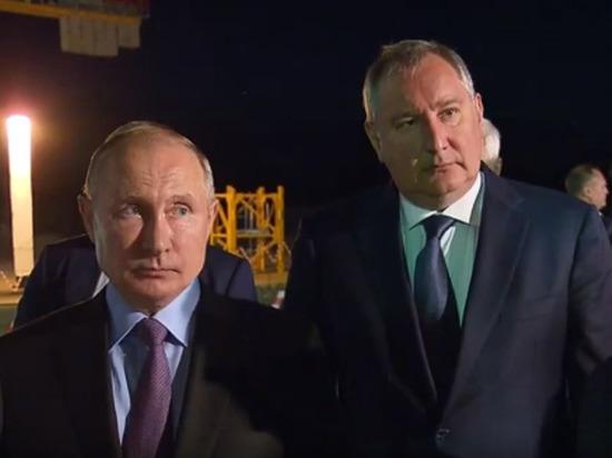 В «Роскосмосе» пояснили, почему Рогозин получает больше главы NASA