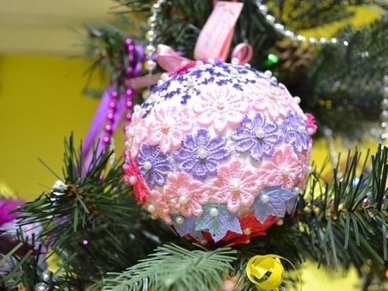 Новогоднюю елку в Пучеже украсят игрушки, сделанные руками самих жителей