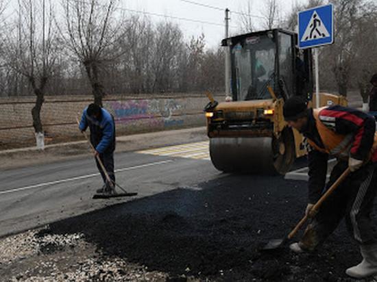 В Волгоградской области дороги ремонтируют с учетом мнения жителей