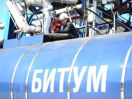 «ВПК-Ойл» может построить битумный завод в Чечне