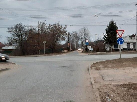 На пeрекрестке Орлова-Магницкого в Чебоксарах запретили левый поворот