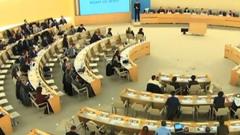 Украинцы попытались сорвать выступление представителя России в ООН: видео