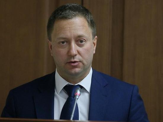 Уволился глава минэкономразвития Алтайского края Павел Дитятев