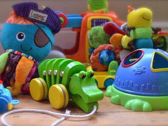 В России увеличились продажи детских игрушек