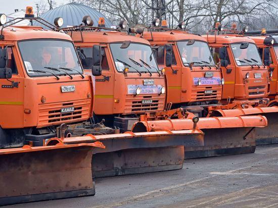 Костромские дорожные службы готовы к первым снегопадам