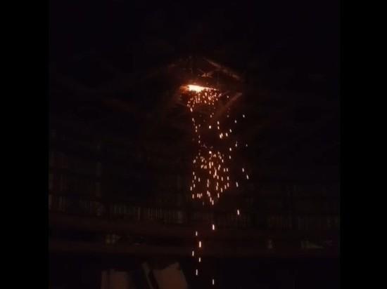 Скандал из-за демонтажа купола в СКК вырос из фейк-ньюс рабочего в соцсетях