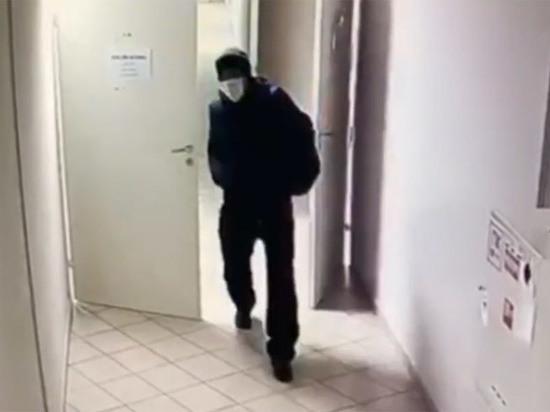 Из красноярского офиса украли шесть килограммов золота: опубликовано видео