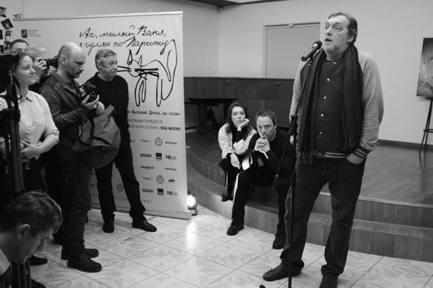 Михаил Ефремов: «Иван Бортник был любимым актером моей мамы»