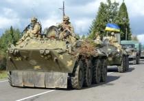 В украинской армии отказались от советской системы воинских званий и перешли на звания натовского образца