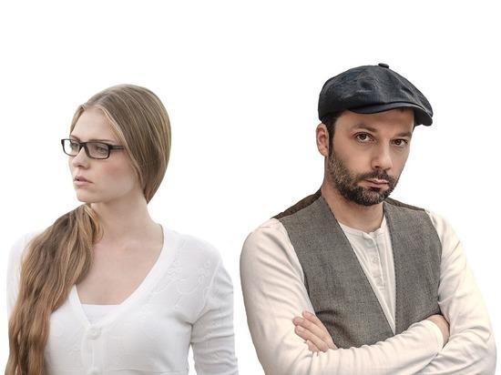 Мужчины и женщины описали способы расставания