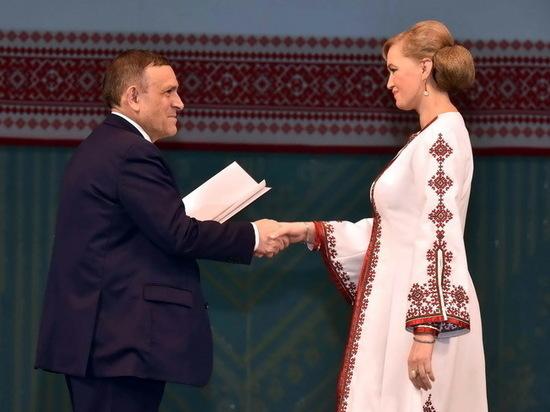 Марийский национальный театр драмы отметил 100-летие
