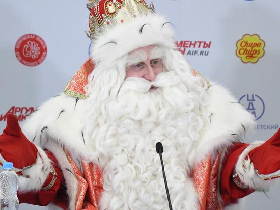 Российский Дед Мороз устроит праздник в казанском парке Калейдоскоп