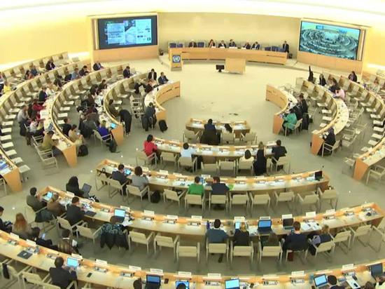 Экс-заместитель генсекретаря ООН предложил успокаивать украинских делегатов дубинками