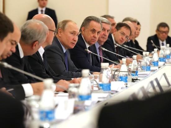 Путин отметил особую значимость Кавказа для многонациональной России