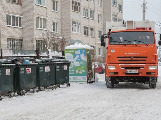 Нормативы накопления отходов для населения откорректируют на Вологодчине