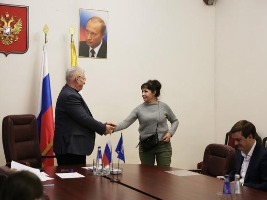 Ставропольцы пришли на прием к главе города с вопросами благоустройства