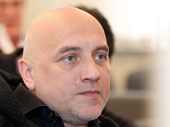 """Прилепин рассказал о своей задаче не допустить """"майдана"""" в России"""