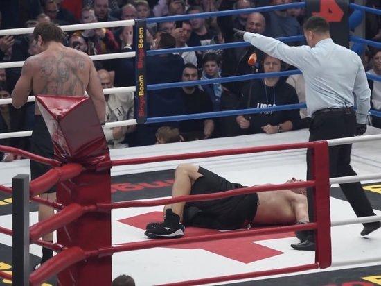 Боевые телепузики: Емельяненко побил Кокляева и получил золотой пояс