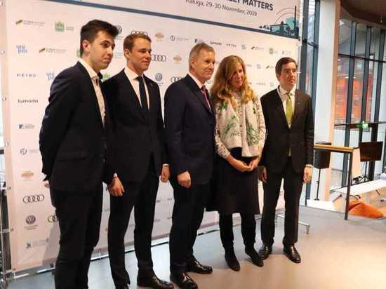 Германия на форуме в Калуге выступила за отмену виз для молодых людей