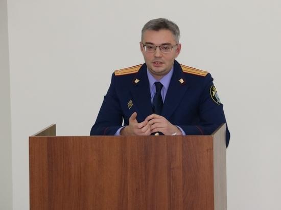Сотрудник СК рассказал будущим рязанским врачам о коррупции в медицине