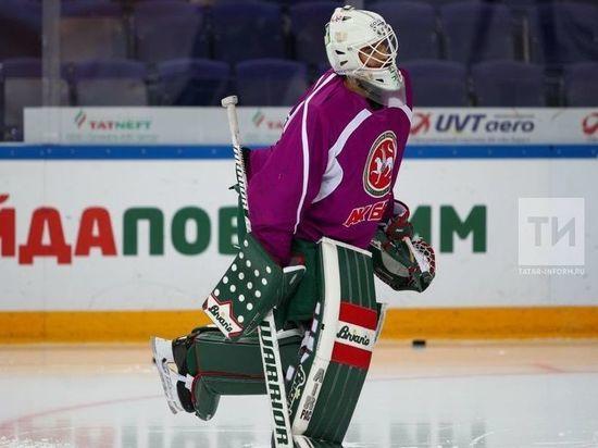 «Ак барс» официально объявил об уходе Эмиля Гарипова