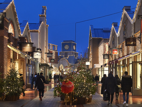 Рождество в Германии в Ingolstadt Village: Волшебный мир детства