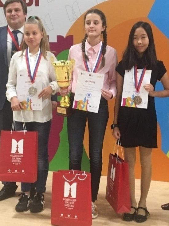 Калмыцкая шахматистка стала бронзовым призером первенства Москвы